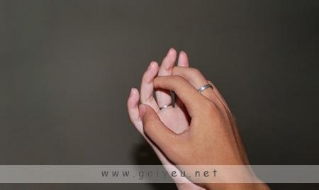 tinh yeu cua em la mot chiec nhan rong Tình yêu của em là một chiếc nhẫn rộng goiyeu.net